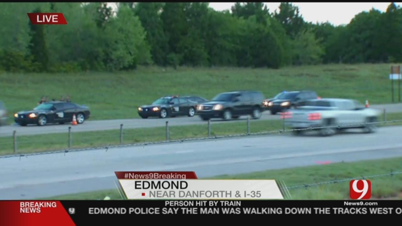 Fatal Autoped In Edmond Near Danforth