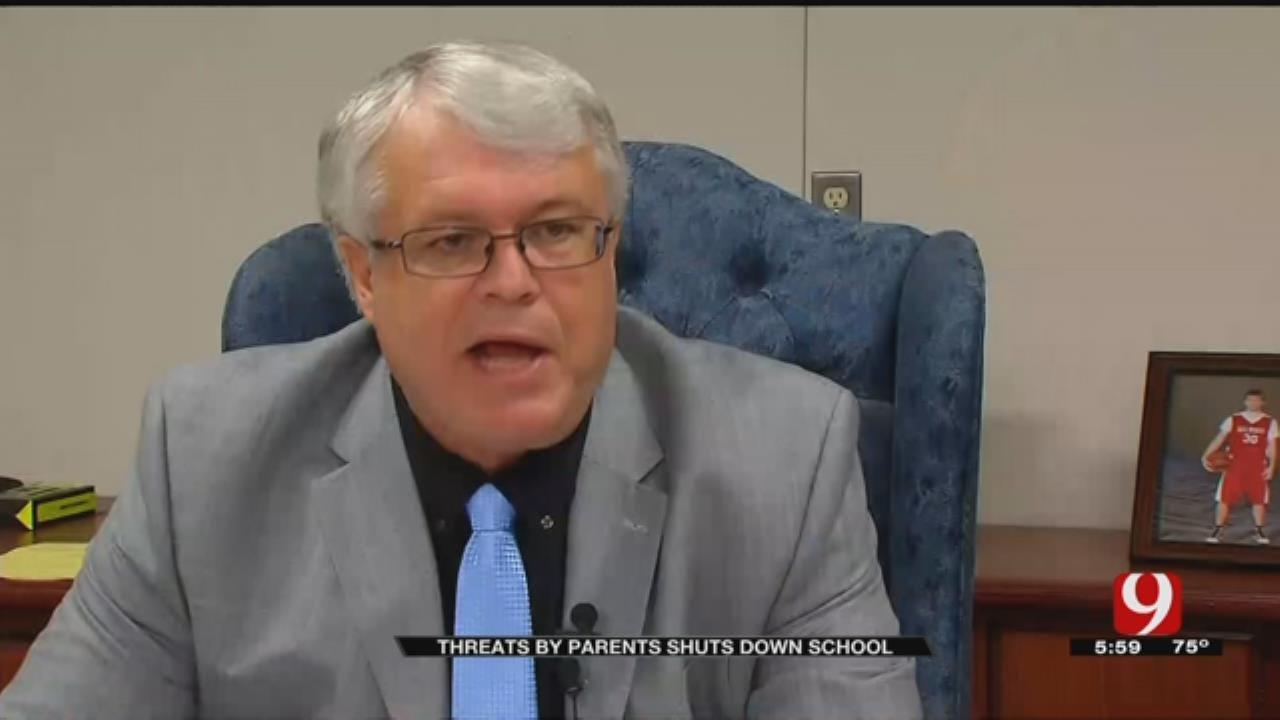 Achille Superintendent Condemns Violent Comments Toward Transgender Student
