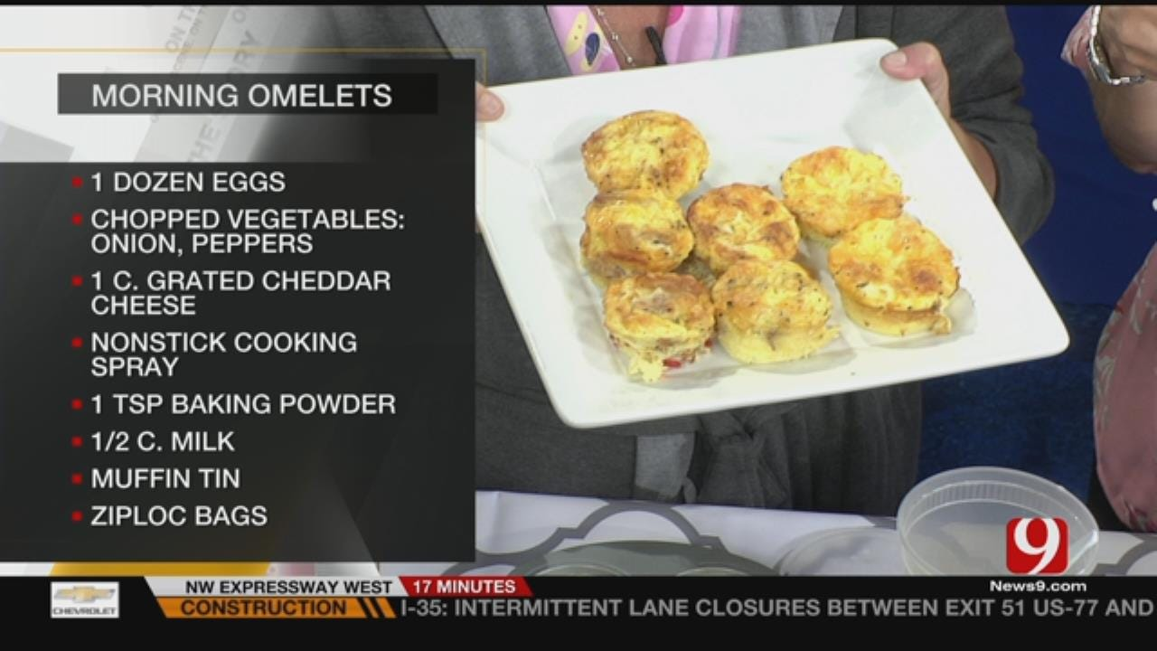Back-To-School: Morning Omelets