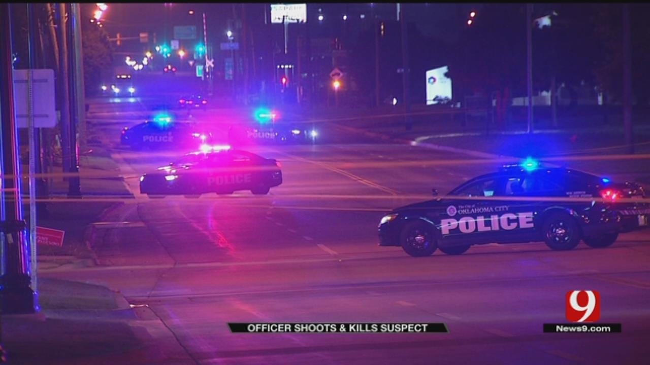 Officer, Suspect Identified In Fatal Officer-Involved Shooting In SW OKC