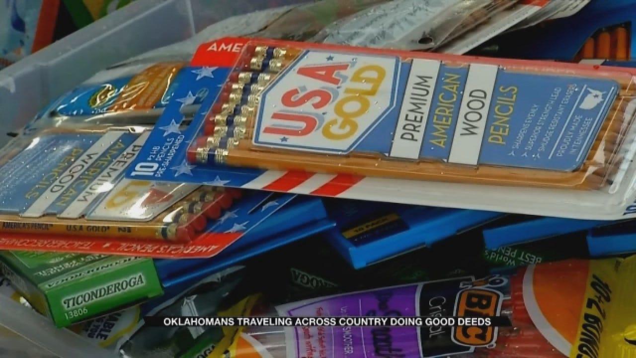 Unconventional School Supply Drive For Wheeler Elementary School Staff