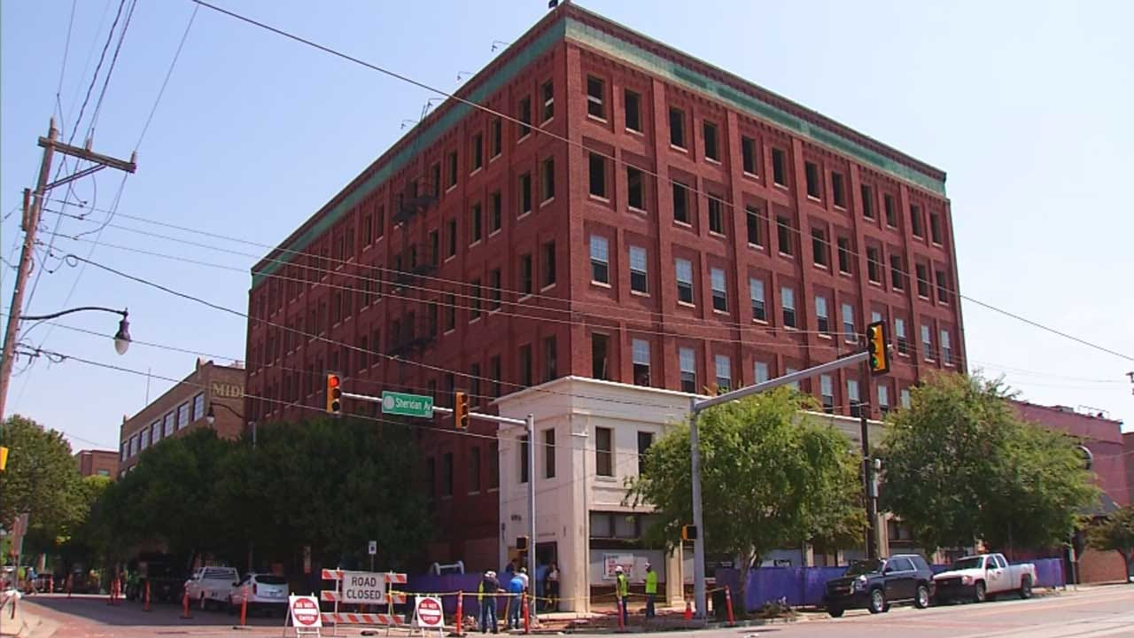 Developer Shares Big Plans For Spaghetti Warehouse Building