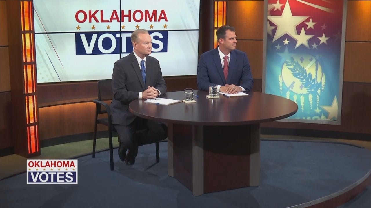 WEB EXTRA: Is Oklahoma Going In The Right Or Wrong Direction
