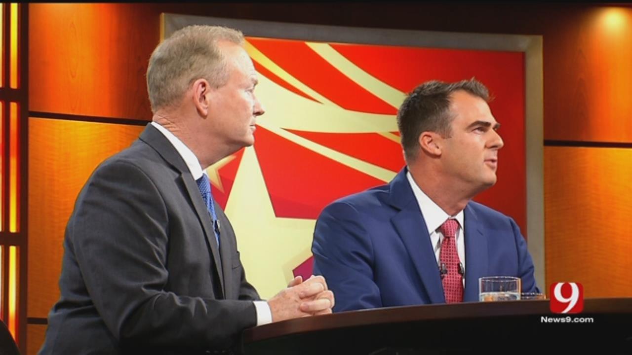 Recap From Oklahoma Republican Governor Debate