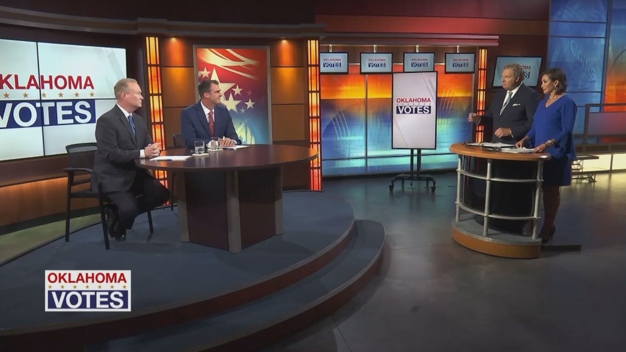 WEB EXTRA: OK GOP Governor Candidates Discuss Education