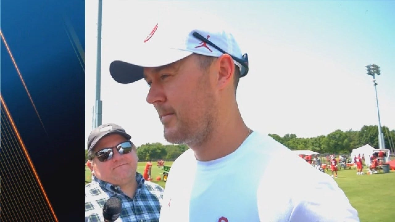 Lincoln Riley On Kyler Murray's Future