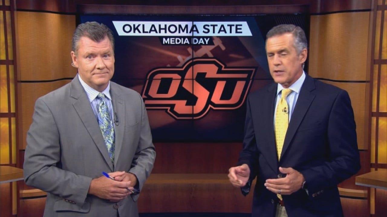 Recap Of OSU Media Day