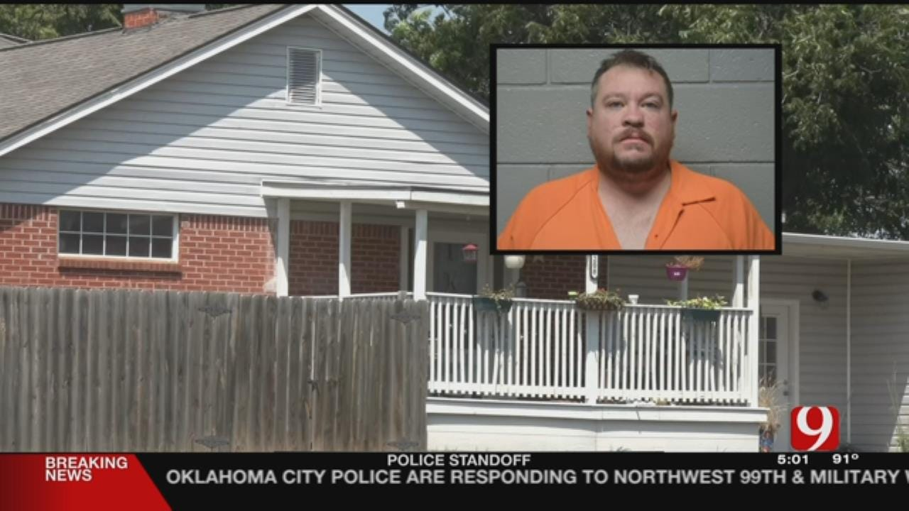 El Reno Father Accused Of Murder After Son's Hot Car Death