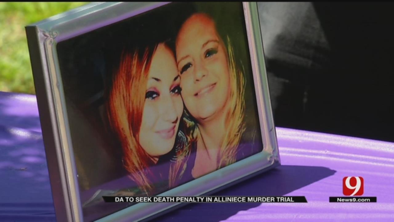 Cleveland County DA Seeking Death Penalty In Norman Murder