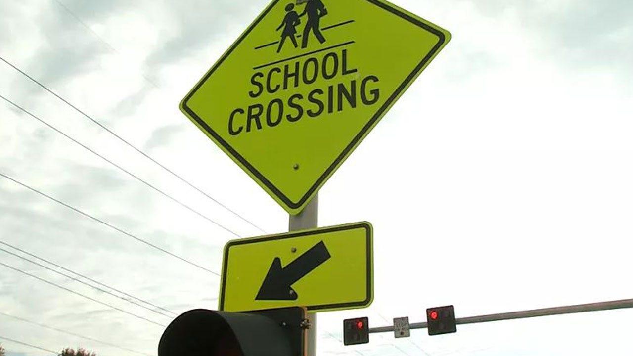 Crosswalk Safety Reminder For OKC Drivers