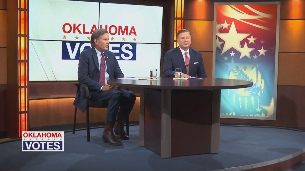 WEB EXTRA: OK GOP AT Debate: Medical Marijuana/Recreational Marijuana
