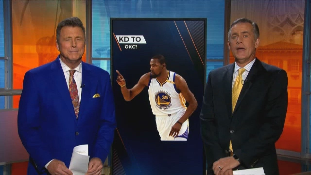 Viewer Question: Will KD ever rejoin the Thunder?
