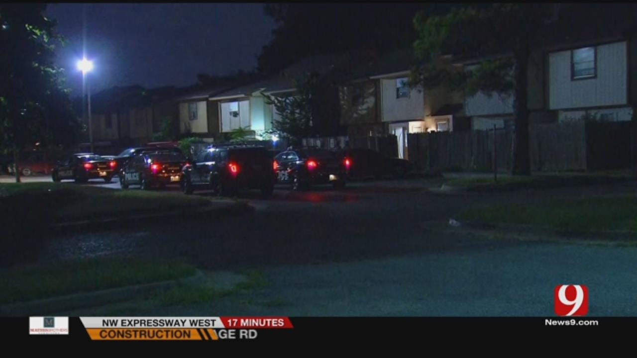 OCPD Search For Suspect In Shooting