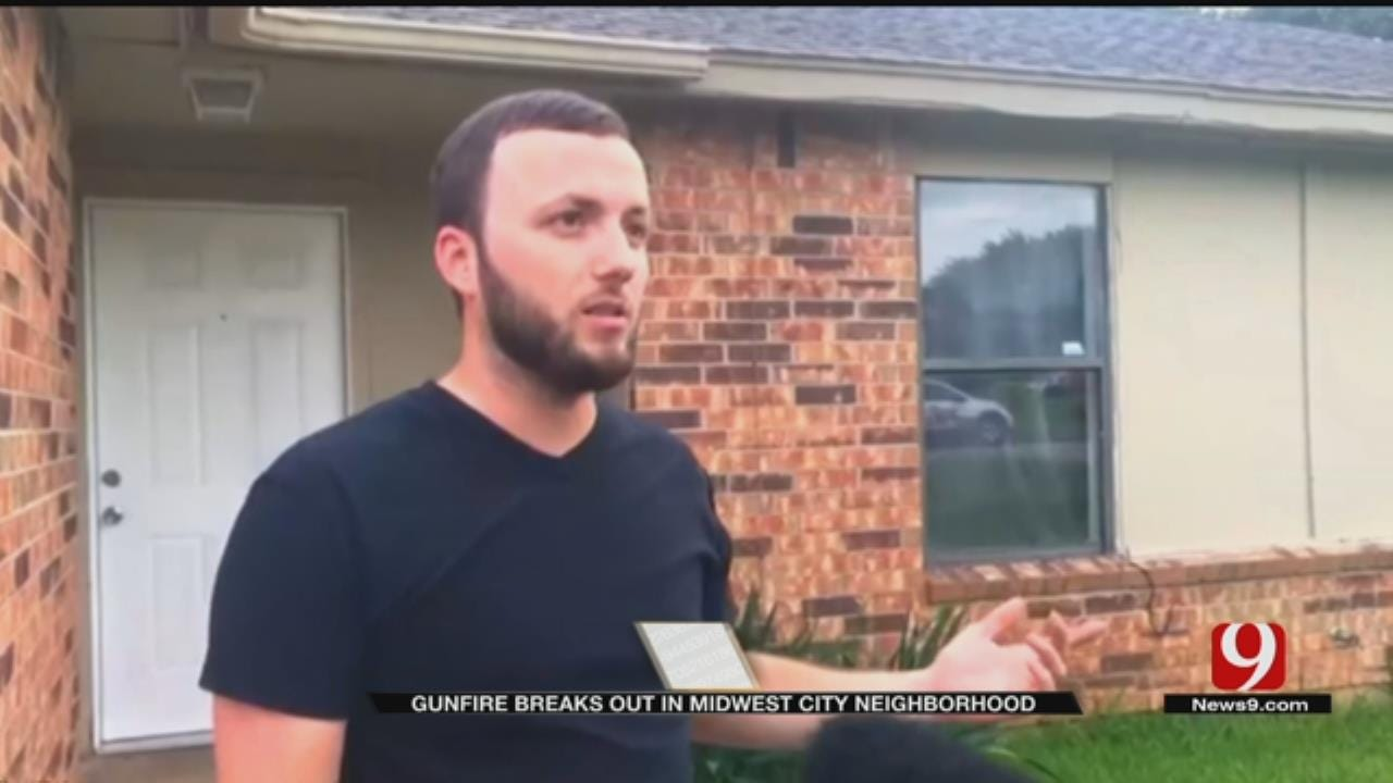 Neighbor Confronts Teens Involved In MWC Shootout