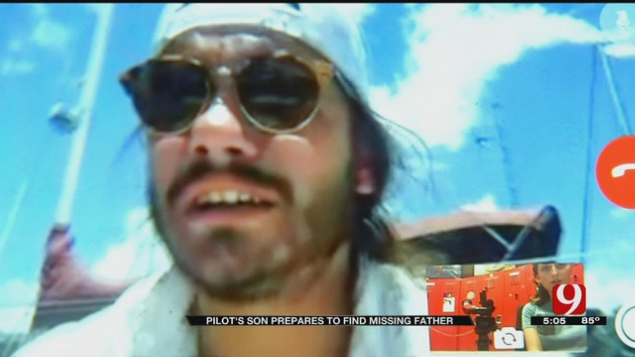 Missing OKC Pilot's Son Ready For Mission