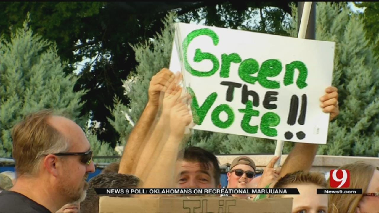 News 9 Poll Shows Voters Oppose Recreational Marijuana