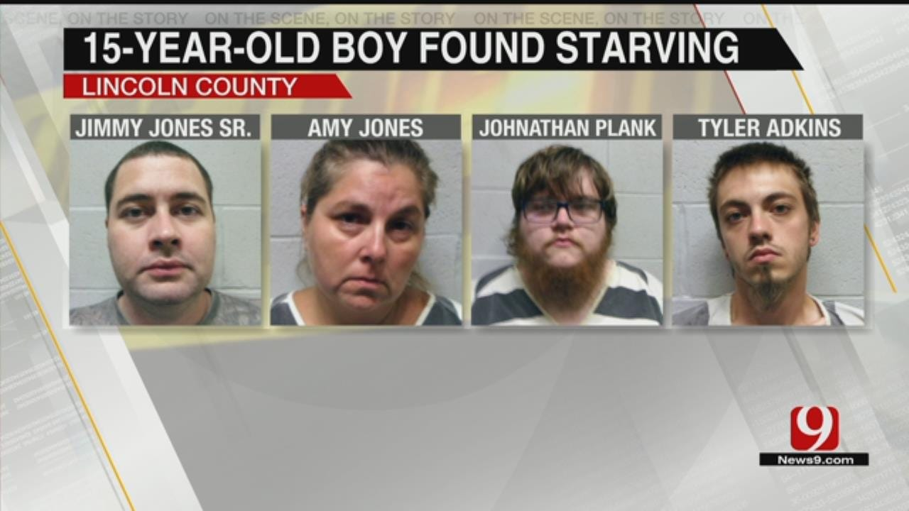 15-Year-Old Found Starving In Lincoln Co.