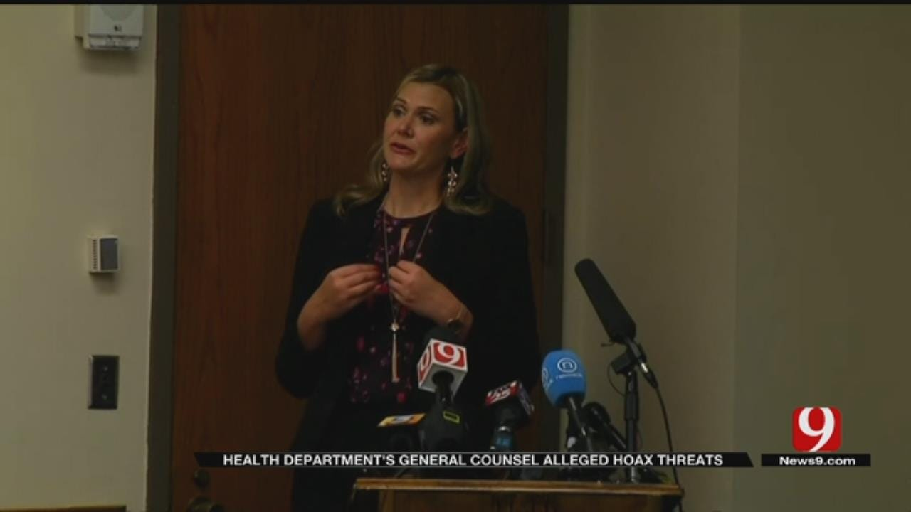 Former Health Dept. Attorney's Home Made A Priority After Bogus Threats