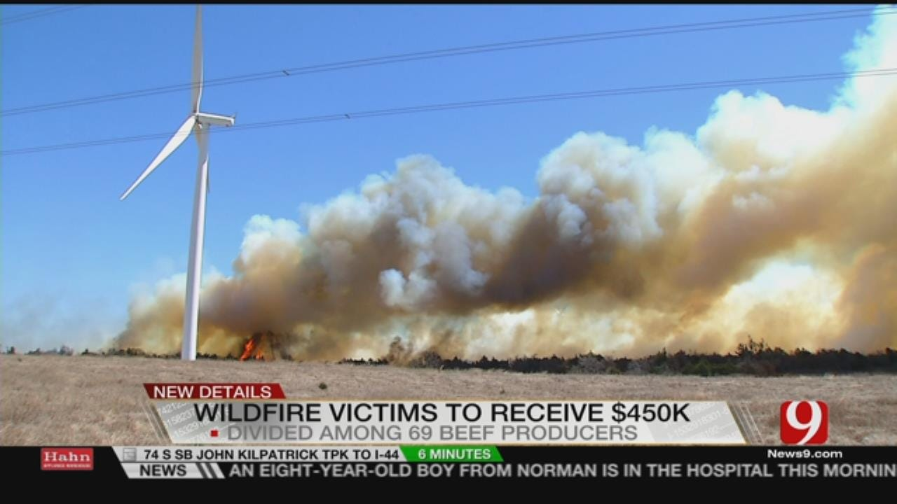 Wildfire Relief For Beef Producers