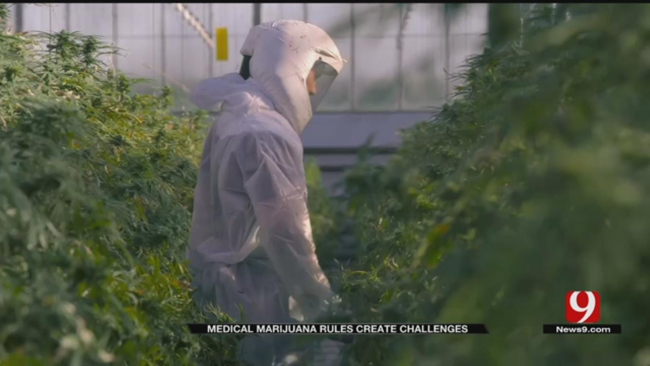 Medical Marijuana Rules Create Challenged, Investors Backing Out