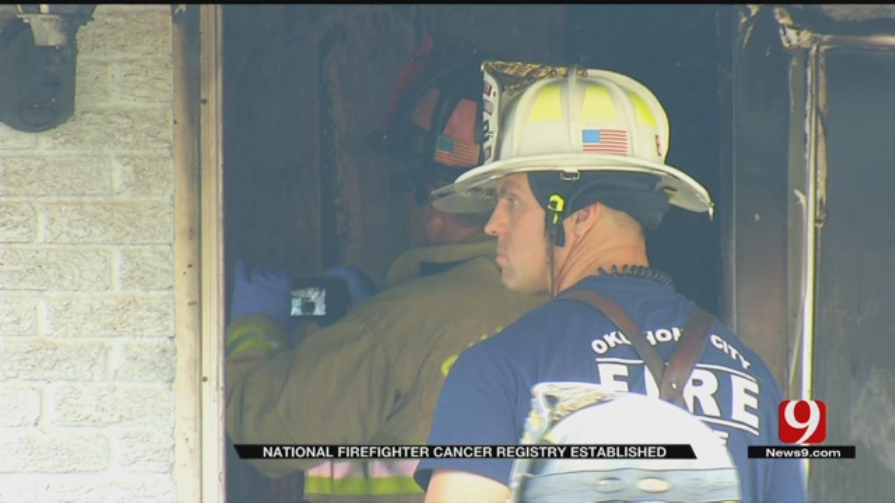 National Firefighter Cancer Registry To Be Established