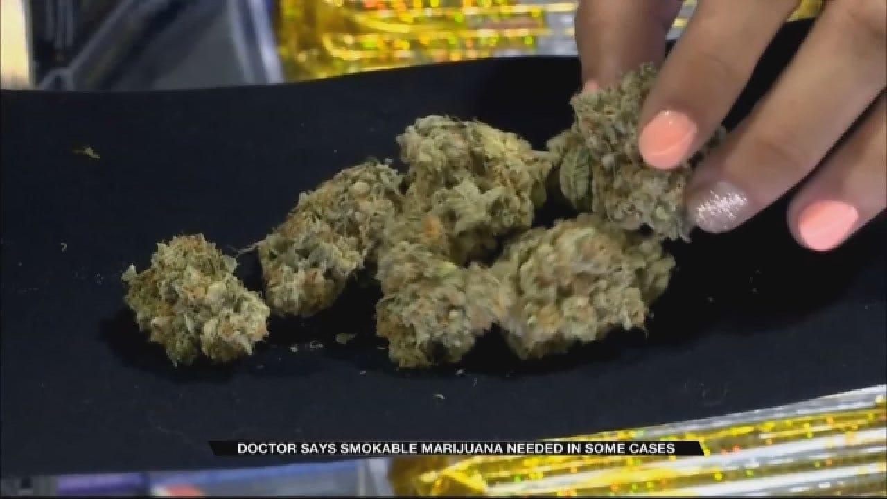 Metro Doctor Says Smokable Marijuana Needed In Some Cases