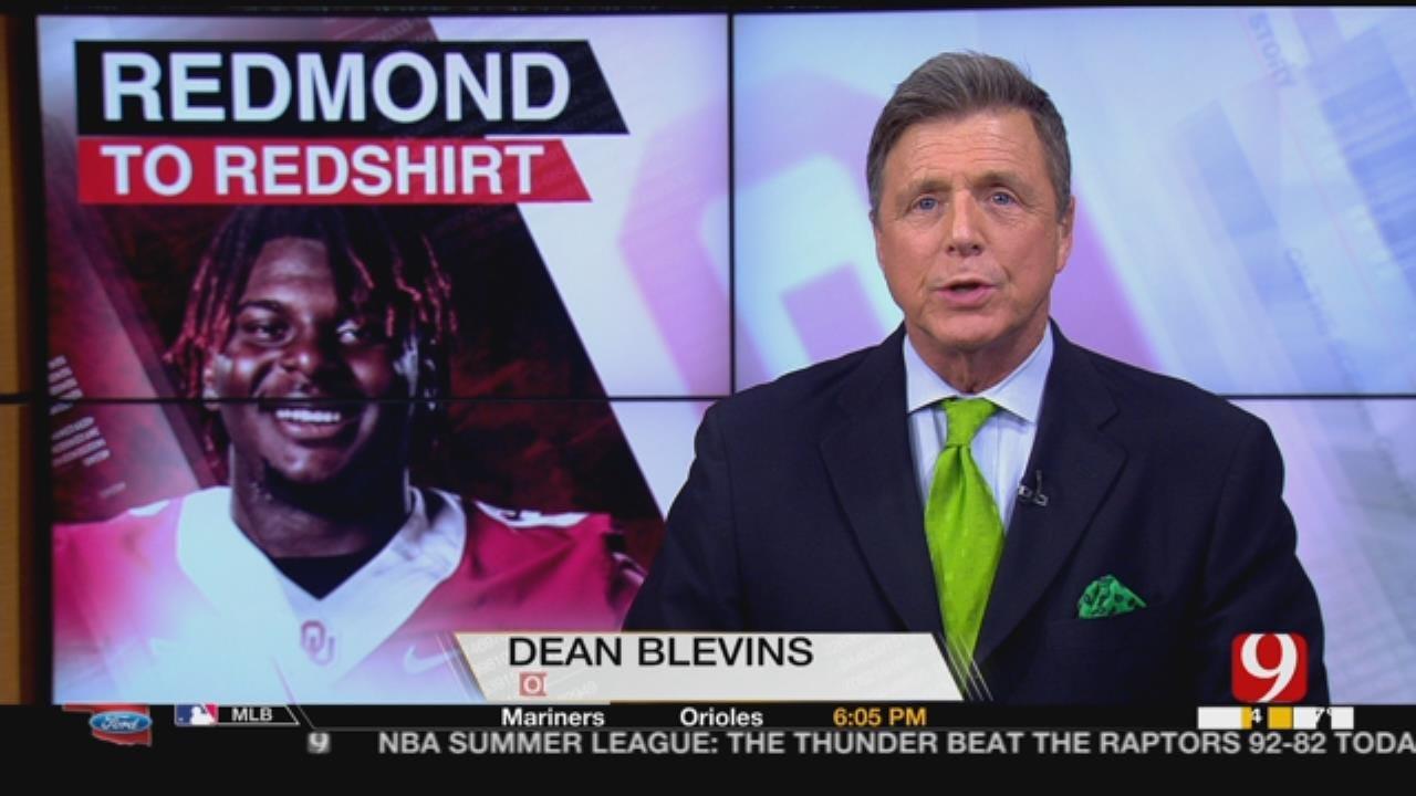 Sources: OU Freshman Redmond To Miss Season