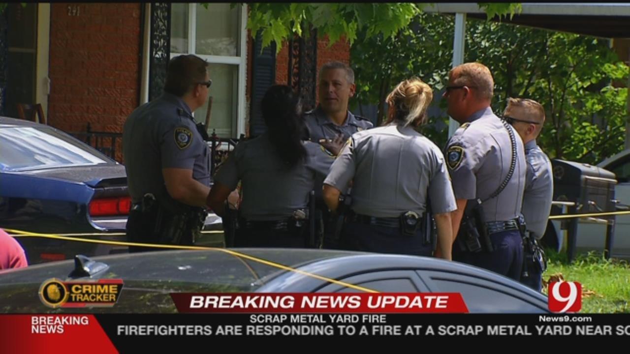 1 Arrested After Teen Shot, Killed In SW OKC