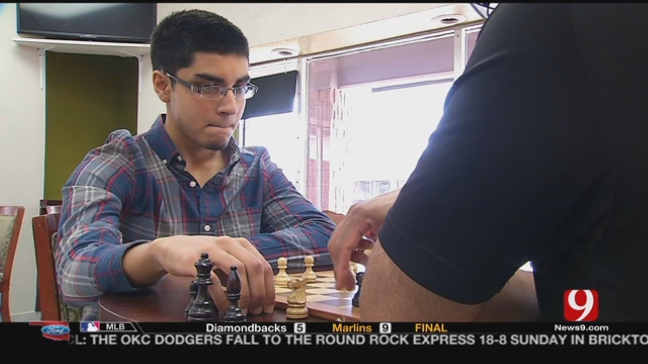 Advait Patel's Path To Become An Oklahoma Chess Legend