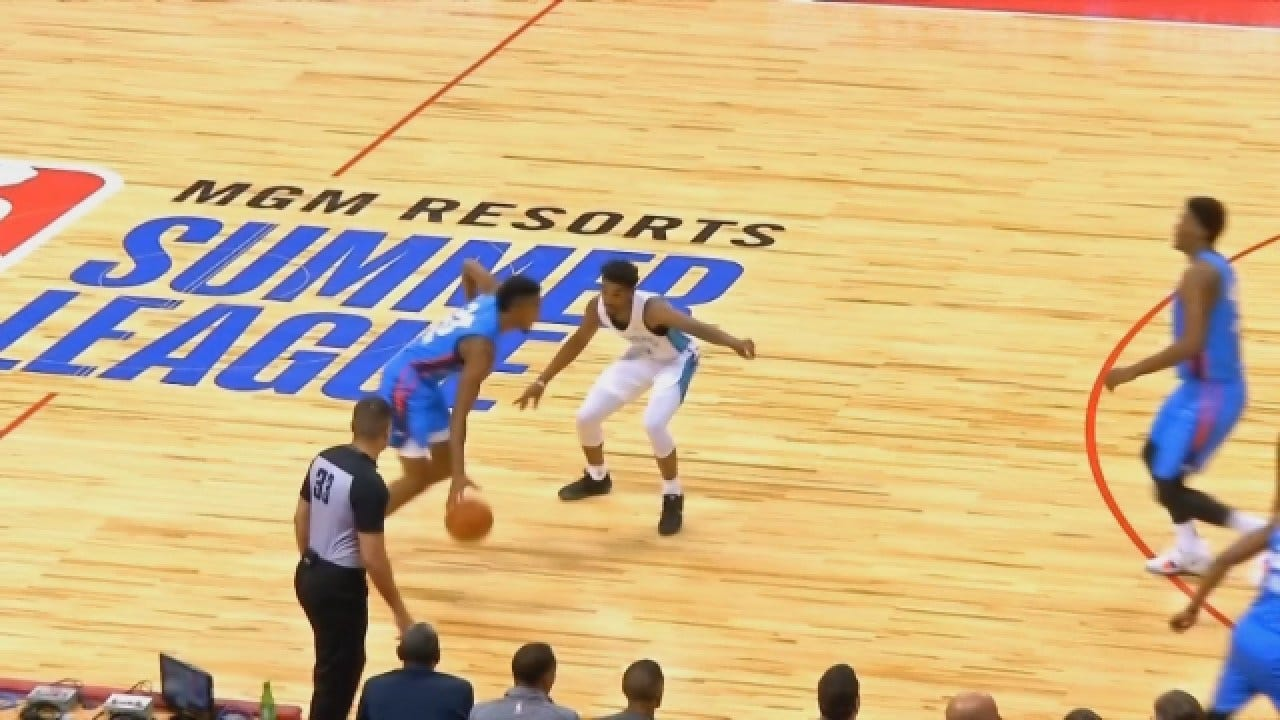 NBA Summer League Recap From Vegas