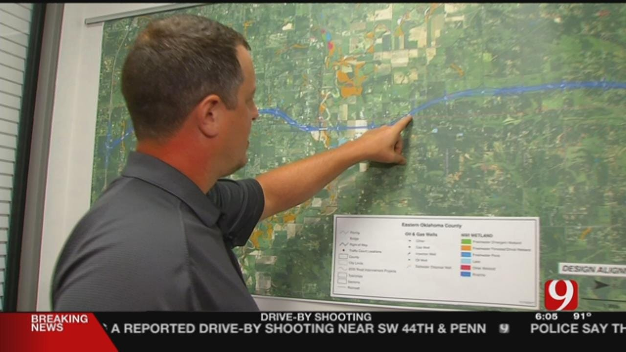 Turnpike Authority Set To Sell Excess Property in Eastern Oklahoma Co.