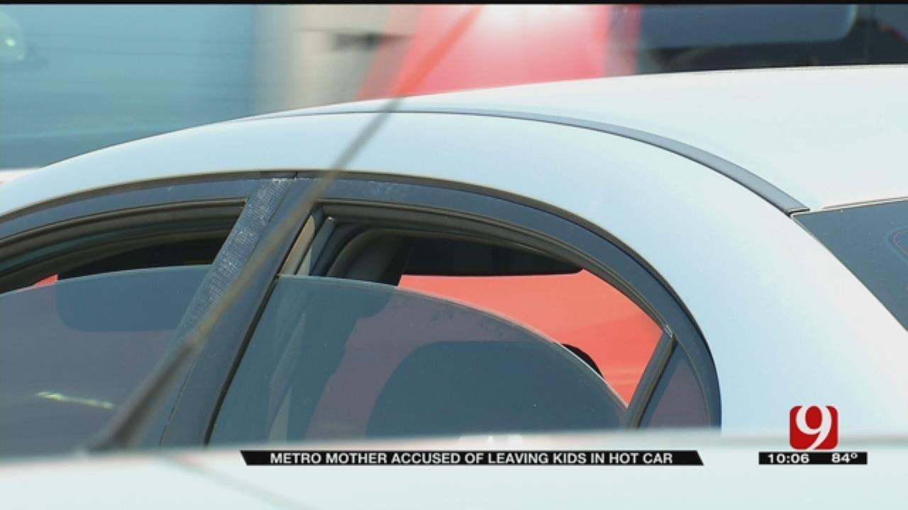 Metro Mother Accused Of Leaving Kids In Hot Car