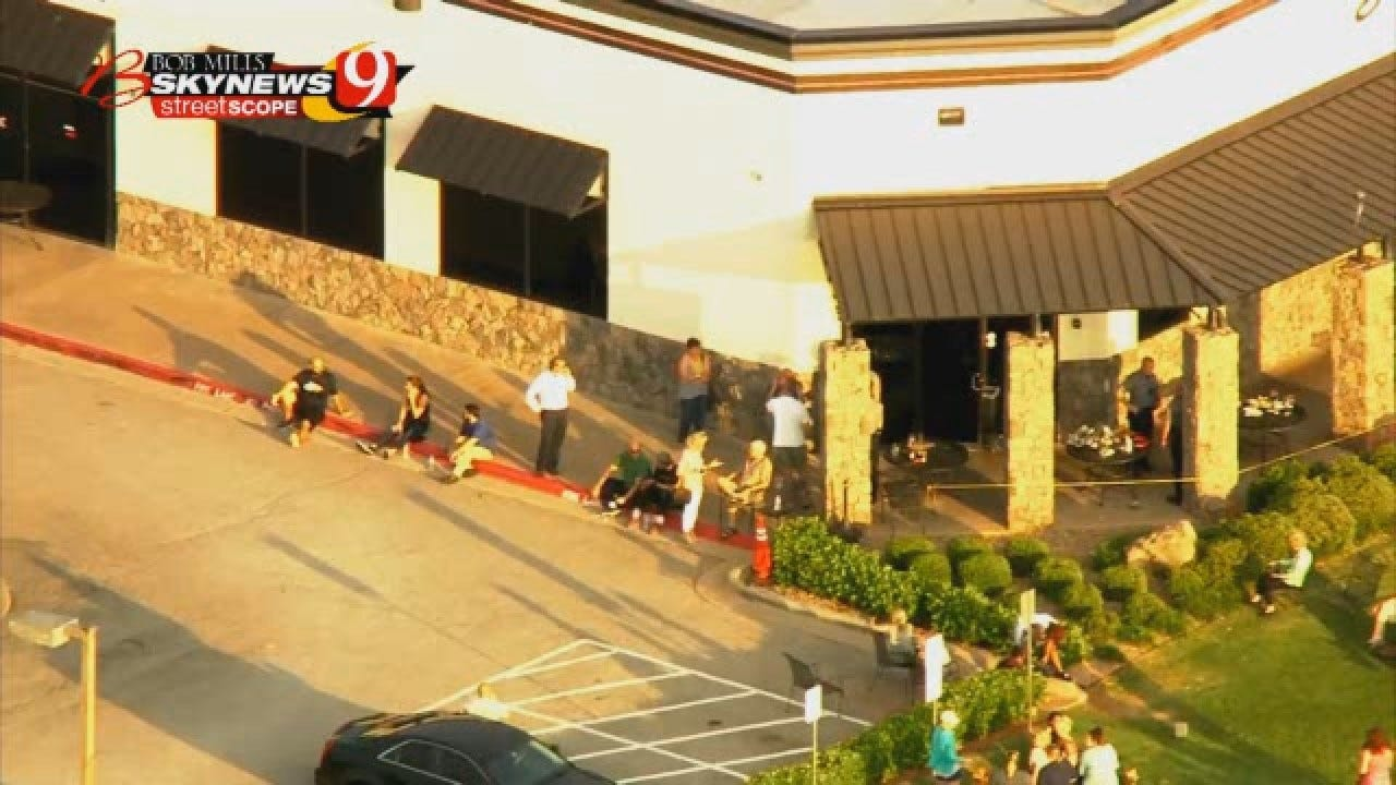 911 Calls Released From Shooting At Louie's On Lake Hefner