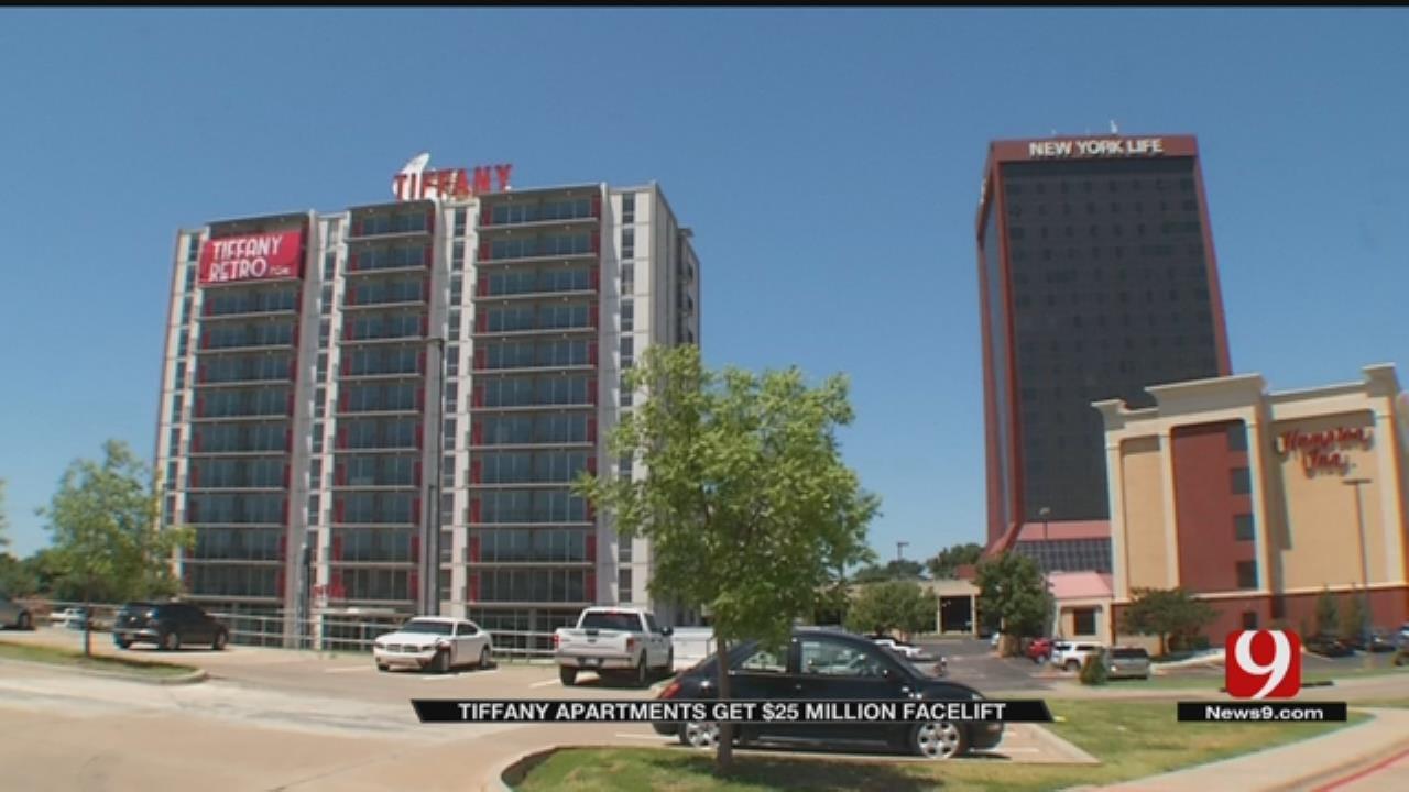 OKC Tiffany Apartments Get $25M Face-Lift