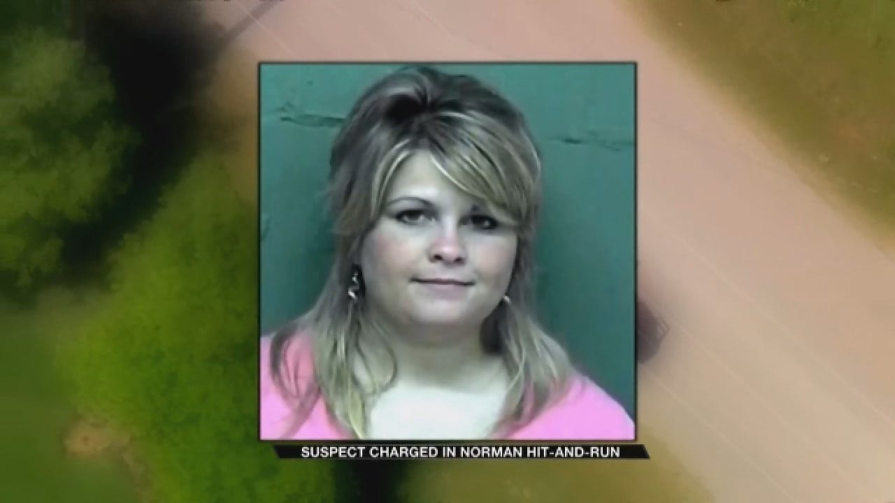 Charges Filed in Near Deadly Hit-And-Run In Norman