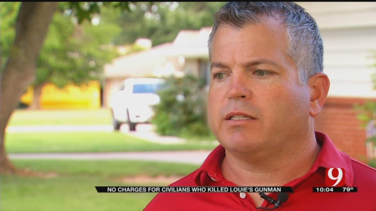 Good Samaritan 'Thankful' After DA Says Deadly Force Justified In Louie's Shooting