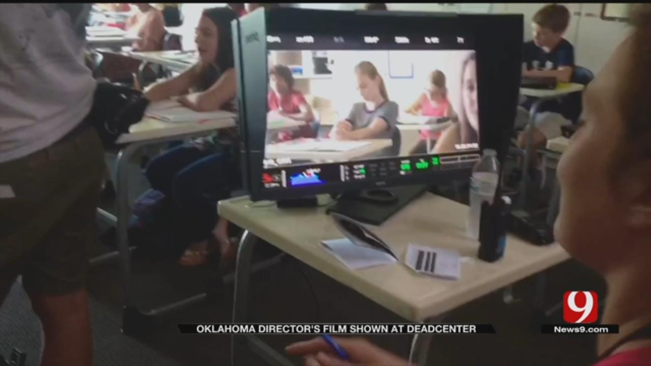 DeadCENTER Film Festival Brings Moviemakers Home