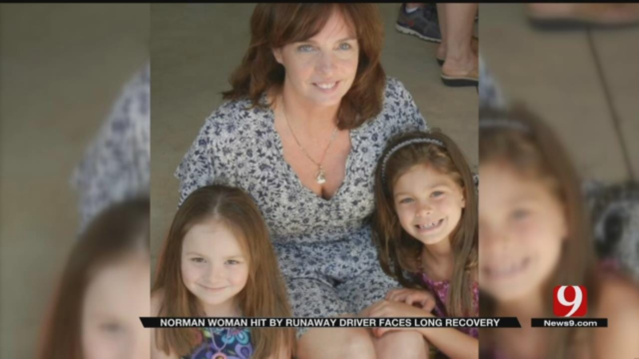 Norman Woman Hit By Recovery Driver Faces Long Recovery