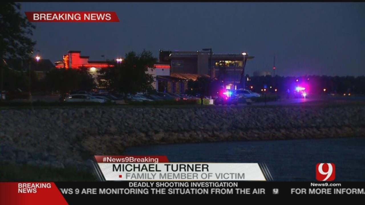 Team Coverage: 2 Shot At Louie's On Lake Hefner; Suspect Killed By Armed Citizen