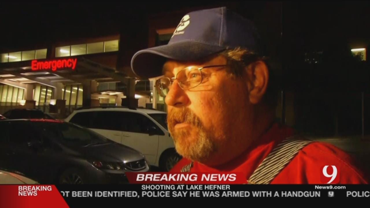 Grandfather On Shooting Victims: 'I'm Feeling Good They're Both Alive'