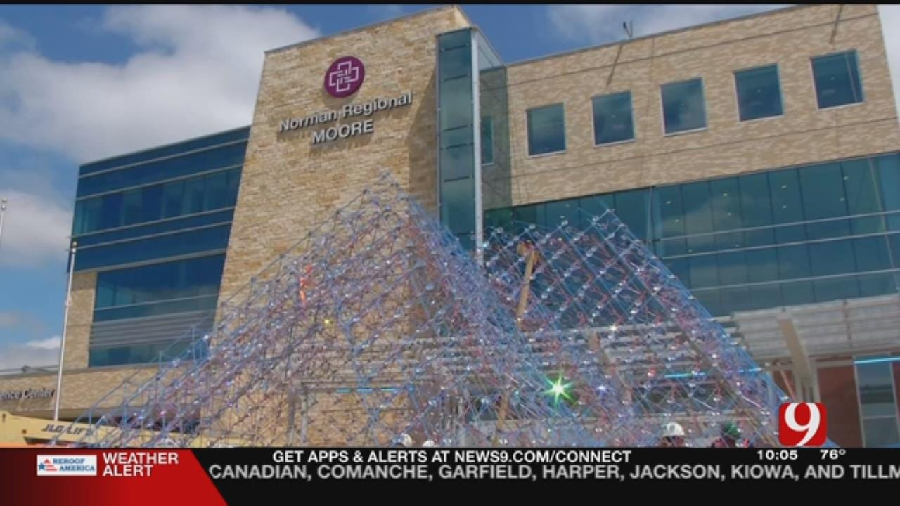 Moore Hospital Reflects Five years After EF-5 Tornado