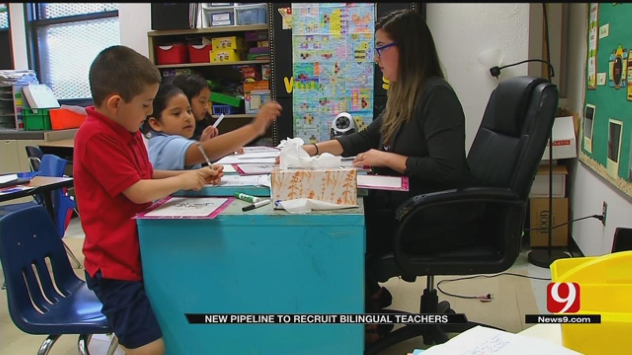 Foundation For OKCPS Helps Recruit Bilingual Teachers