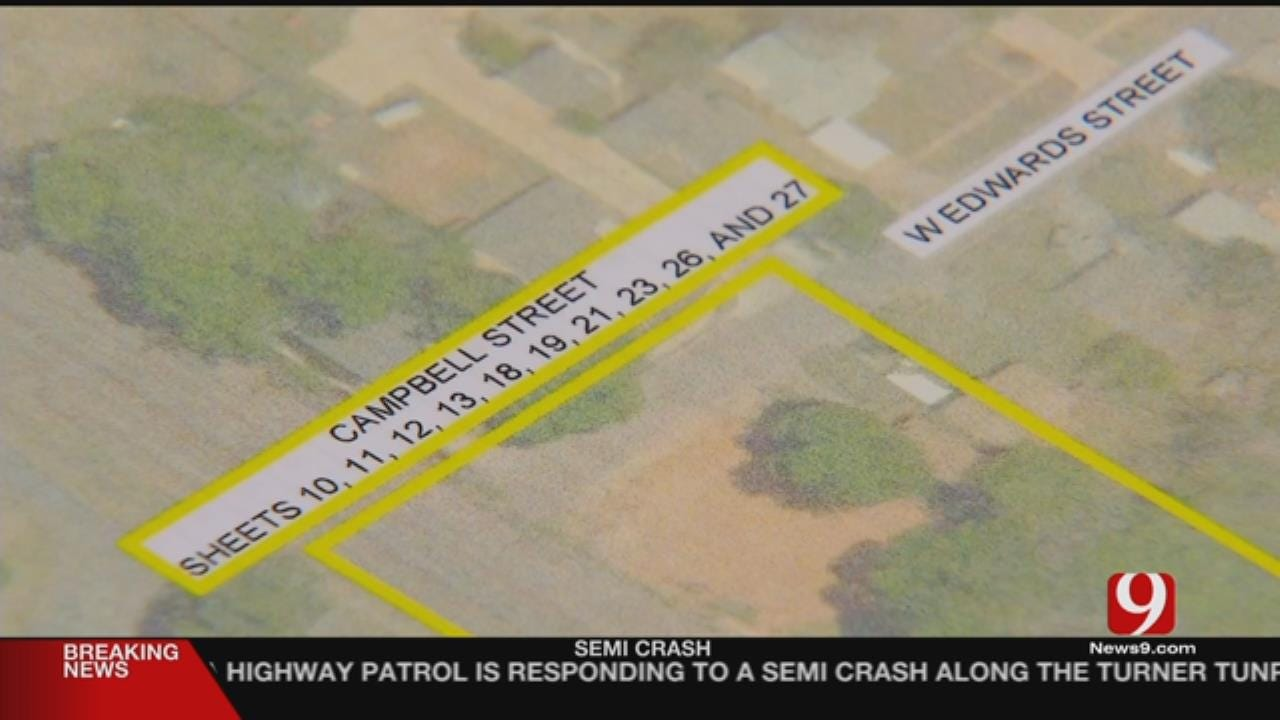 Edmond Construction Project Scheduled To Stop Flooding Issues