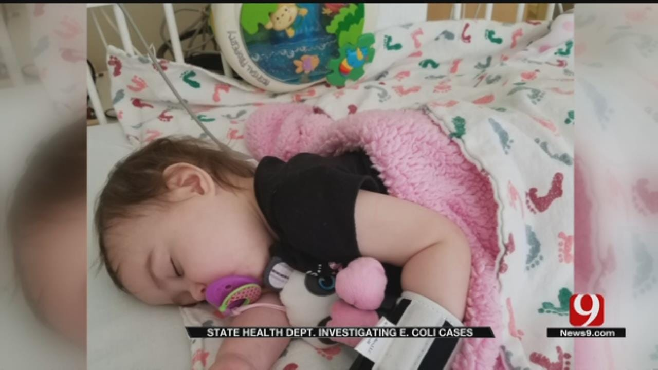 Baby Recovering After Contracting E. Coli At Moore Day Care