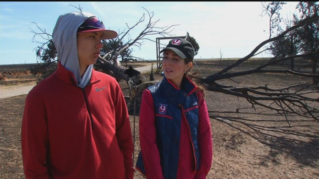 Behind Wildfire Destruction Lies Personal Stories