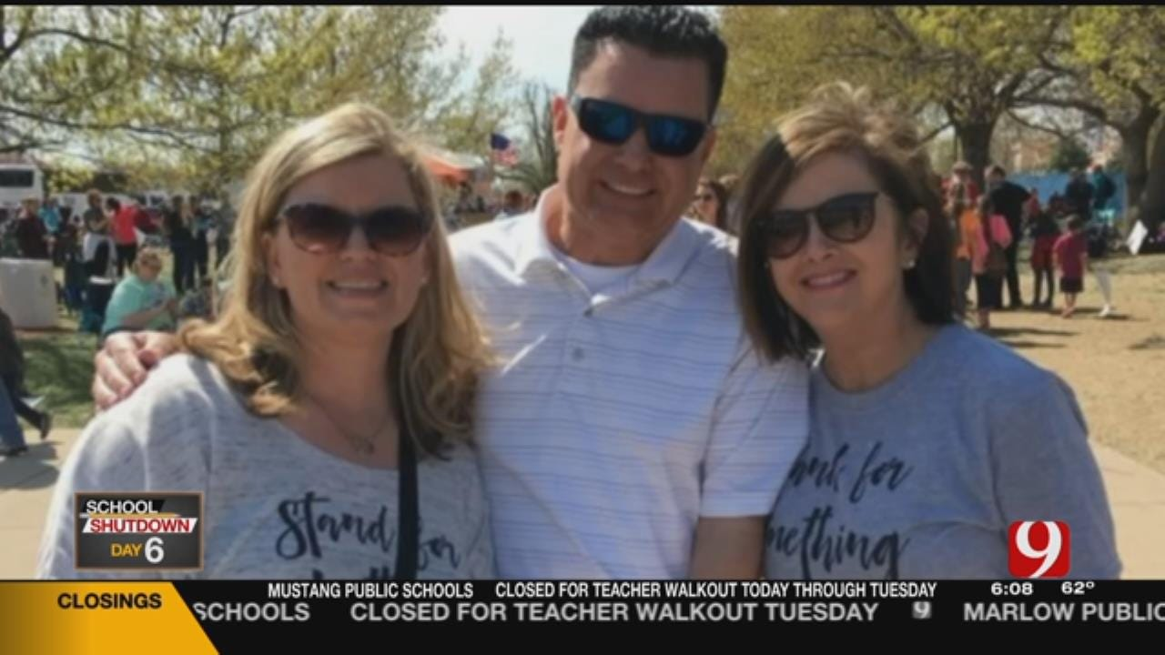 Stillwater Man Gives To Teachers In Honor Of Late Wife