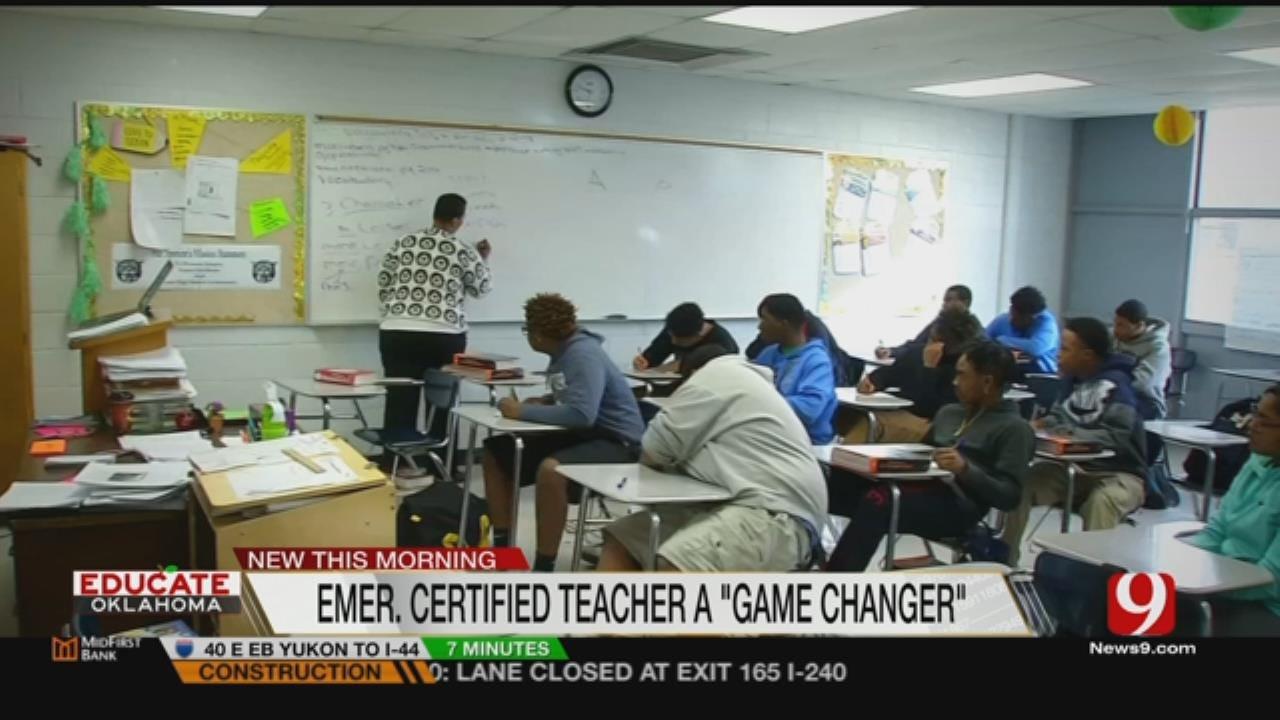 Oklahoma Seeks Teachers With Emergency Certification
