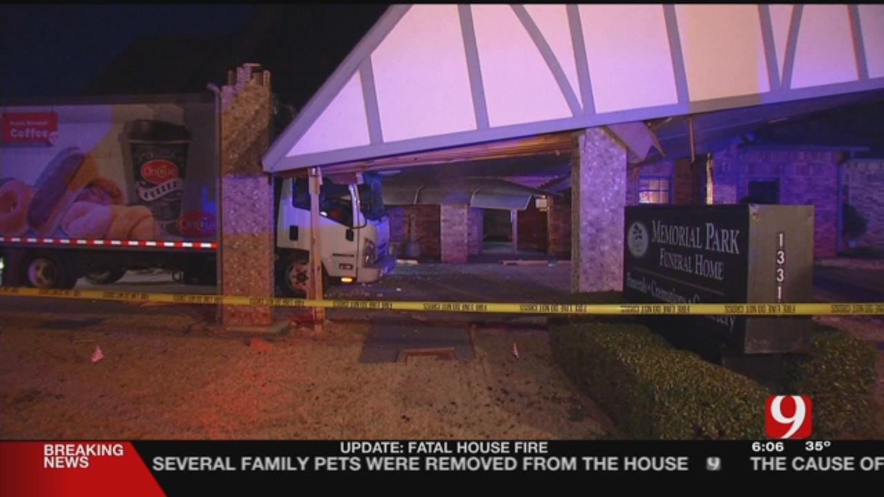 Wrong Turn Leads To Headache For Metro Funeral Home