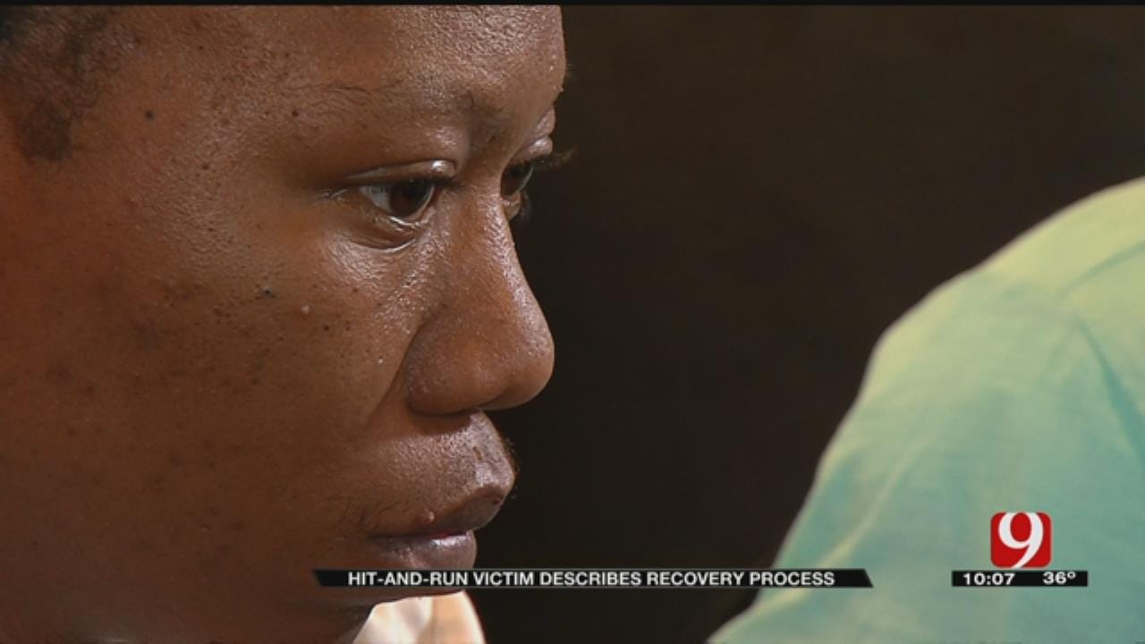 Hit-And-Run Victim Reflects On Recovery Process