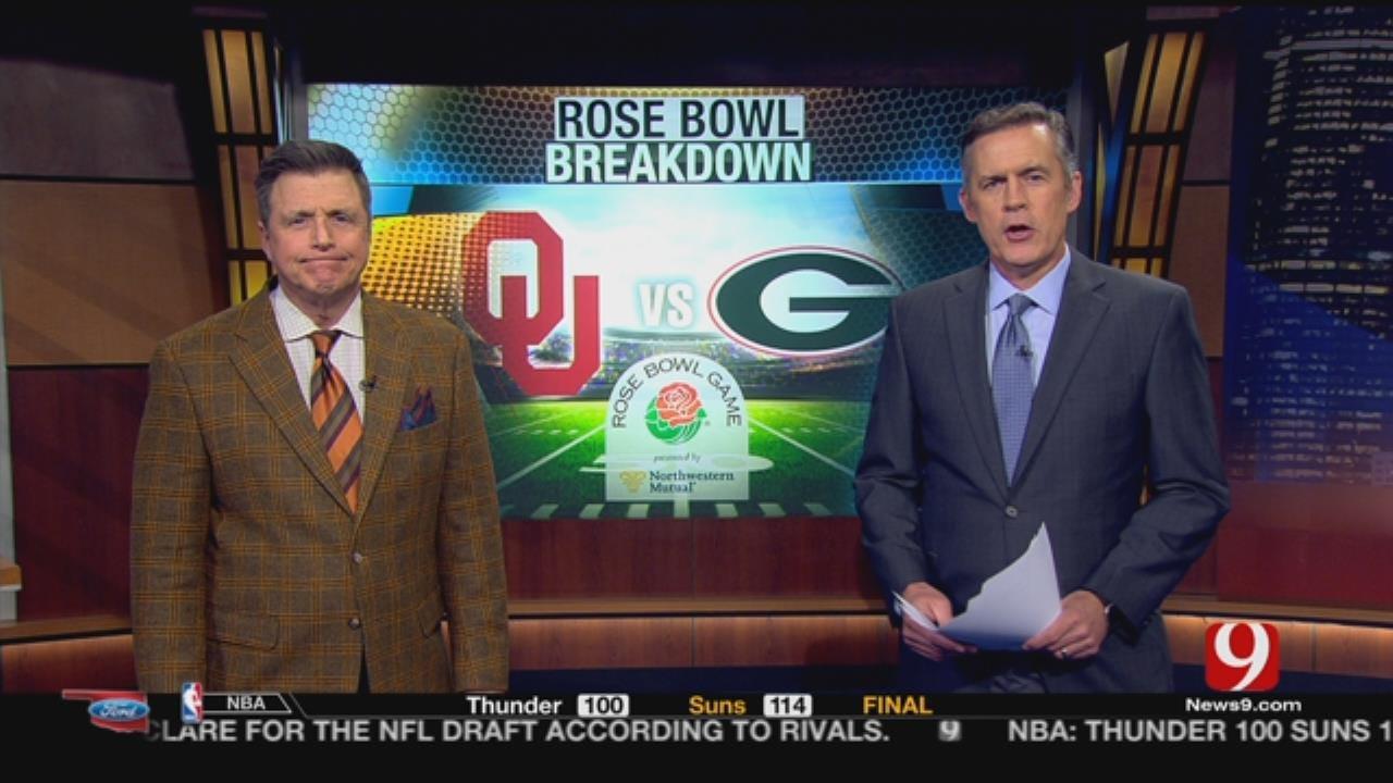 Closer Loot At Sooners Rose Bowl Loss To Bull Dogs